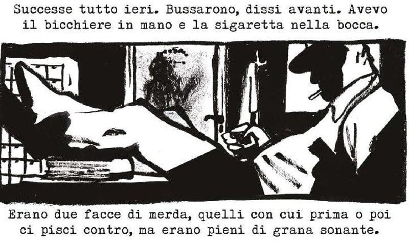 "L'hard-boiled di Marco Galli: ""Le chat noir""_Recensioni"