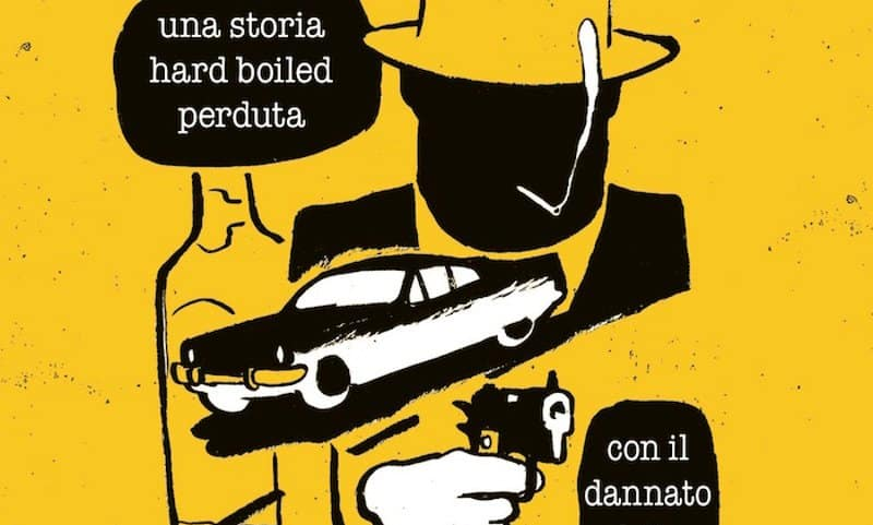"L'hard-boiled di Marco Galli: ""Le chat noir"""