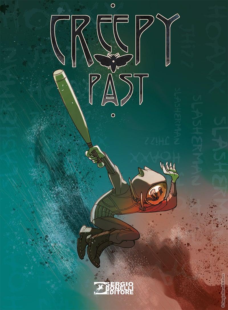 Creepy Past, la nuova serie soft-horror Bonelli_Notizie
