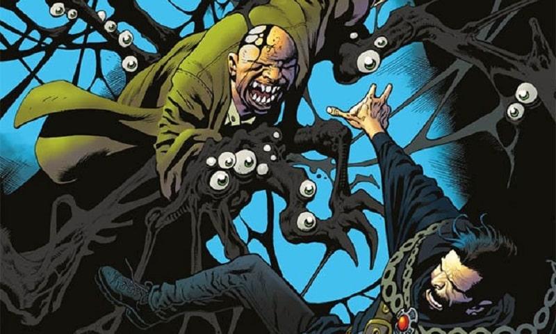 Doctor Strange #24 (Aaron, Bachalo, Barber, Boccardo)