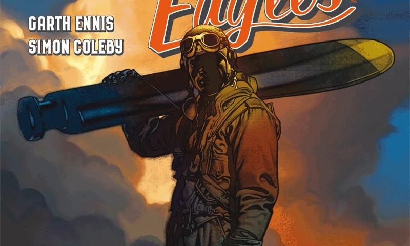 saldaPress pubblica Dreaming Eagles di Ennis e Coleby