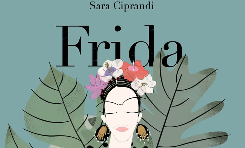 Anteprima: Frida vista dalle sinuose linee di Sara Ciprandi