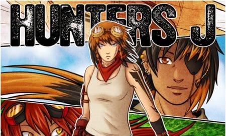Hunters j - Crew - web