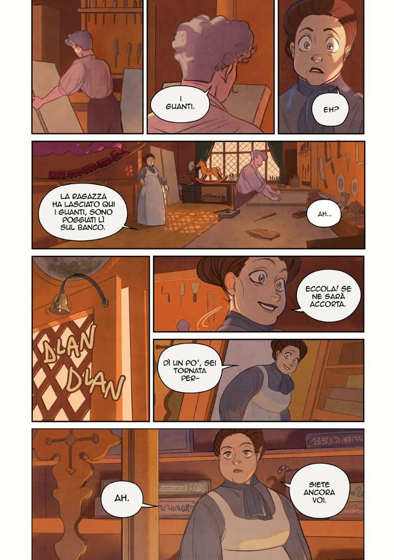 La Regina delle Nevi - vol1 -11