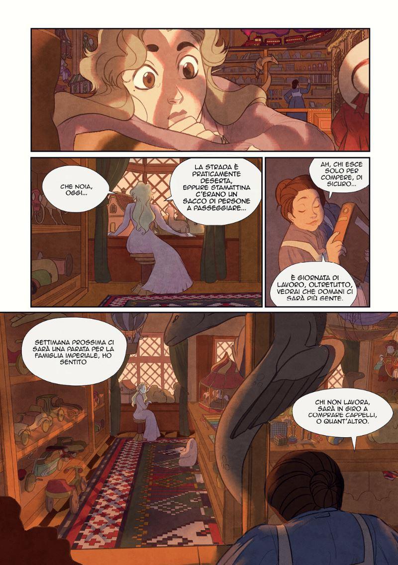 La Regina delle Nevi - vol1 -7