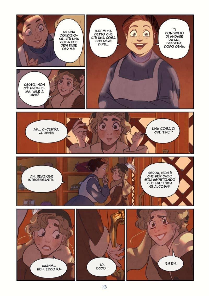 La Regina delle Nevi - vol1 -9