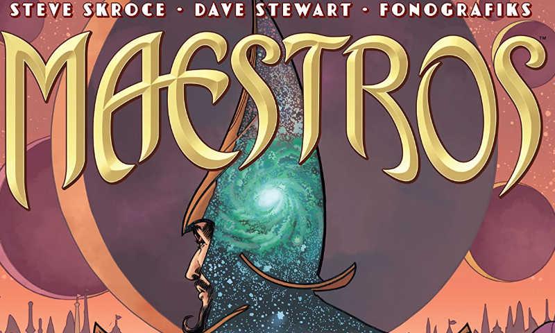 First Issue Presenta: Maestros #1