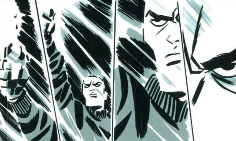 Richard Stark's Parker #4 (Darwyn Cooke)