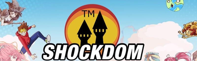 Shockdom a Lucca Comics & Games 2017