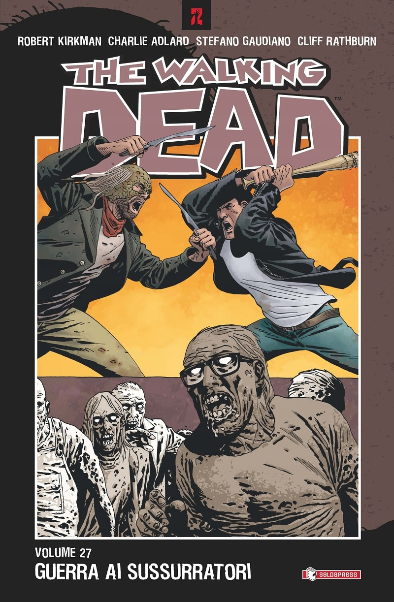 E' disponibile The Walking Dead Vol. 27: Guerra ai sussurratori