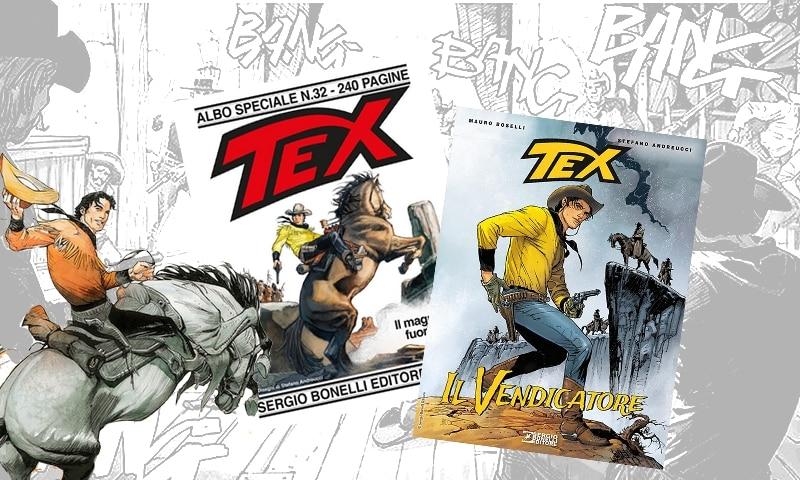 """Tex e l'incantesimo de """"Il Vendicatore""""_Recensioni"""