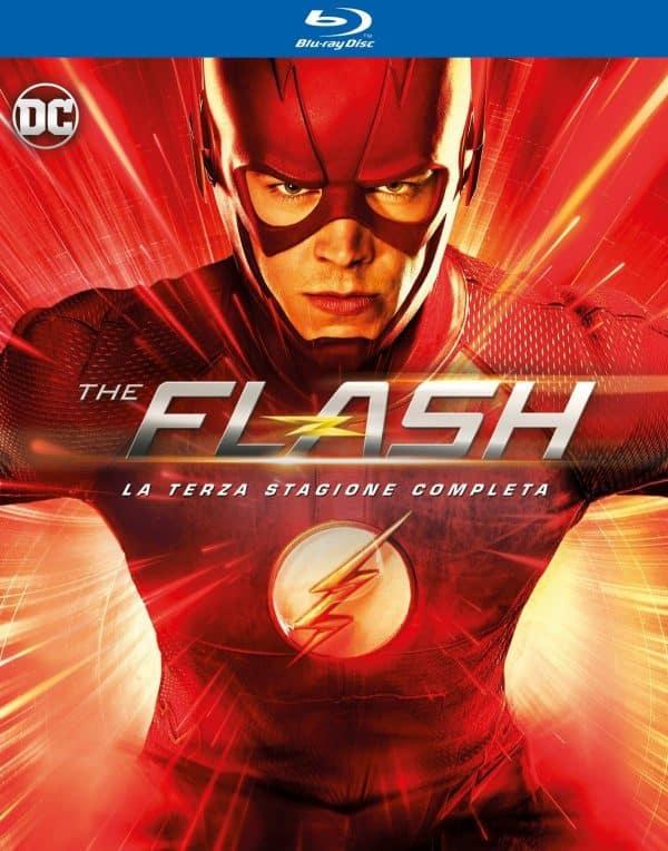 The Flash bd 2d