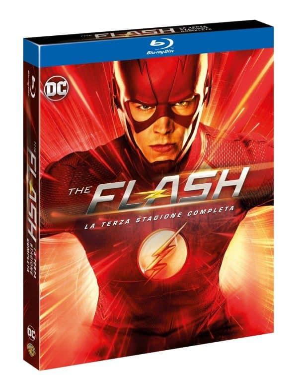 The Flash bd 3d