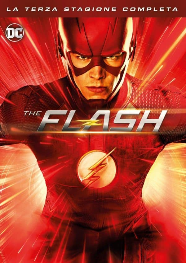 The Flash dvd 2d