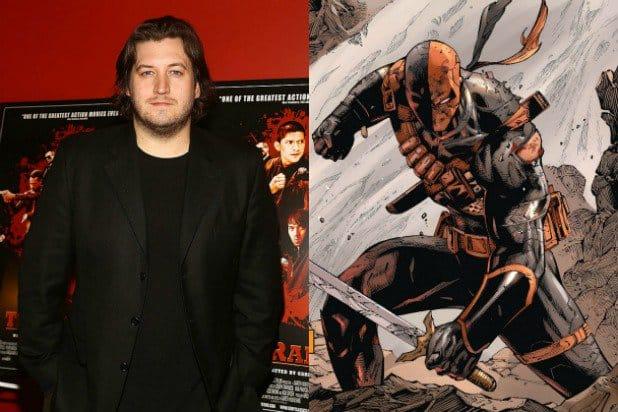 Deathstroke: Gareth Evans in trattative per la regia del film su villain DC Comics