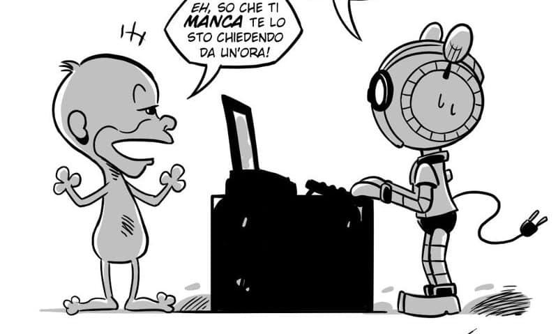 La fine di Rat-Man per The Sparker (Stefano Conte)
