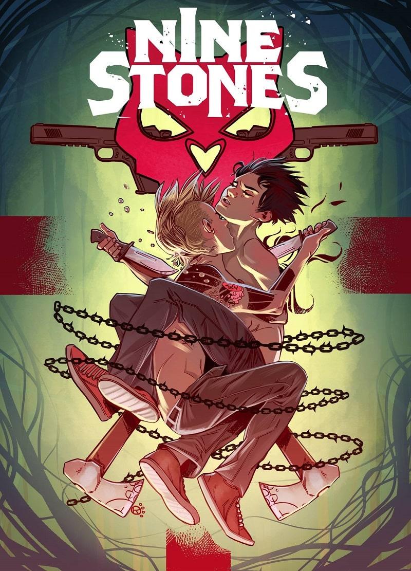 Variant Nine Stones