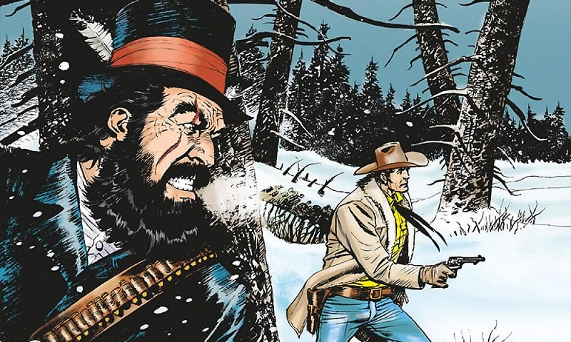 Tex #684 – Wolfman (Ruju, Font)
