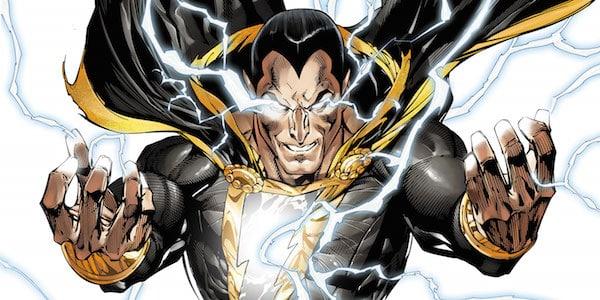 Black Adam: uno sceneggiatore per il film sul villain DC Comics