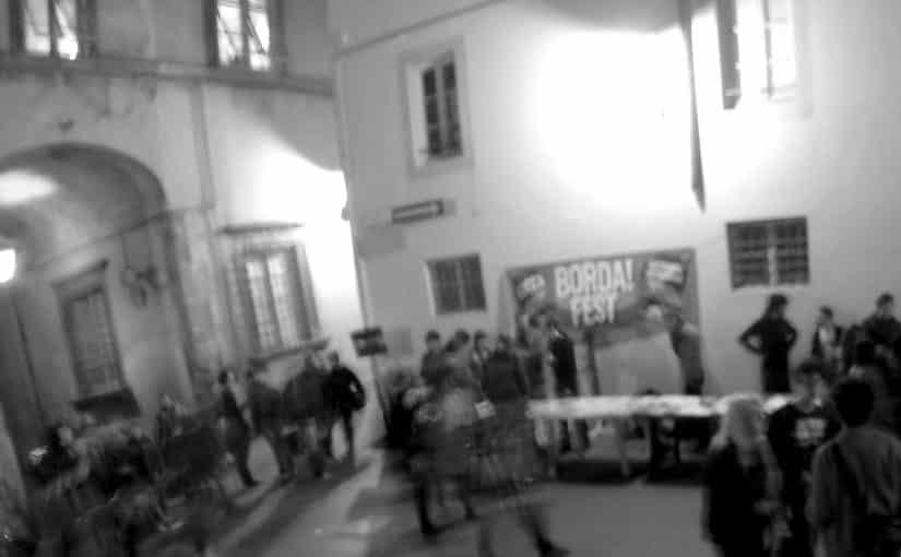 BORDA!Fest, l'altro festival del fumetto di Lucca