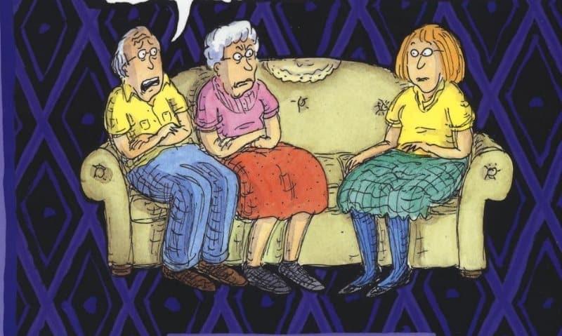 """""""Tu sei qui, rassegnati"""": l'autobiografia di Roz Chast"""