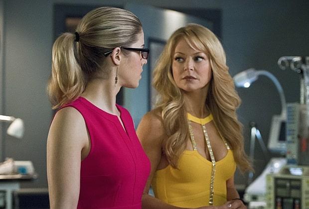 Arrow: Charlotte Ross torna nella sesta stagione