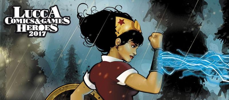 Le sorprese di RW Edizioni al Lucca Comics & Games 2017