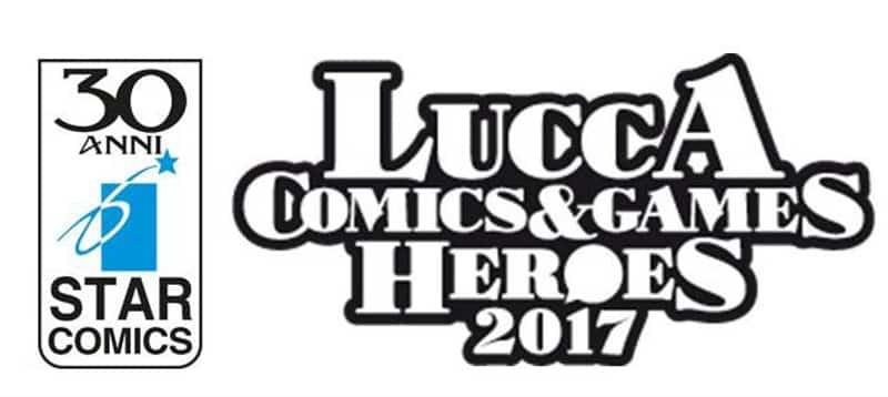Edizioni Star Comics: Tutte le anteprime di Lucca 2017