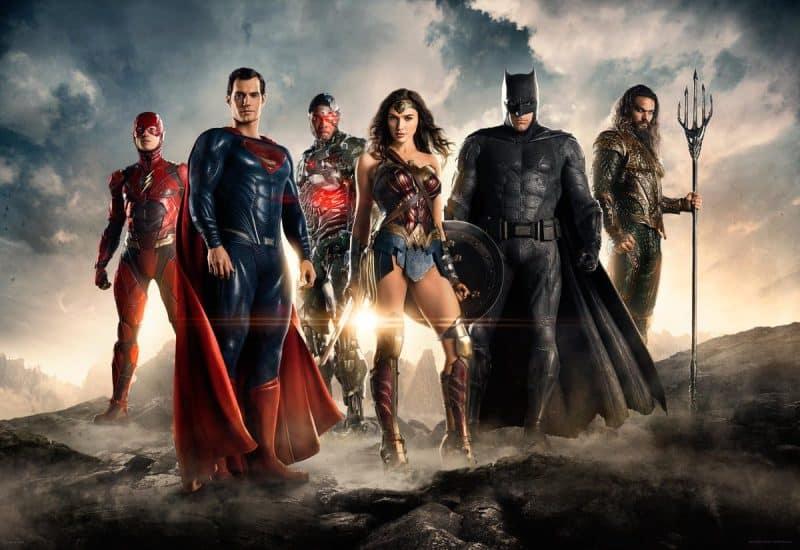Justice League: prime stime per esordio al Box Office USA