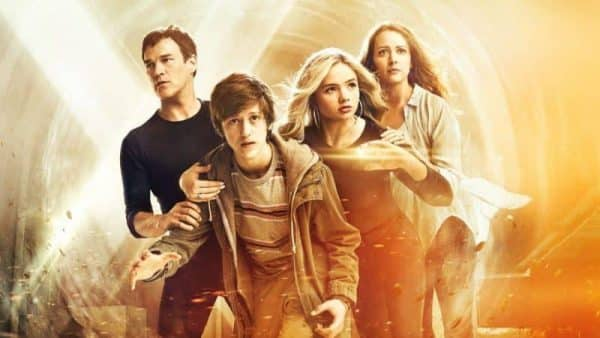 The Gifted e gli X-Men, Wonder Woman e Justice League_Nuvole di celluloide
