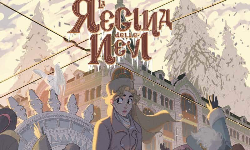 """Anteprima: """"La regina delle nevi"""" di Ilenia Gennari"""