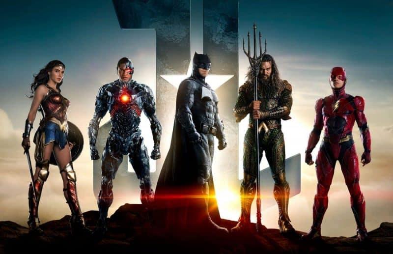 Il nuovo trailer di Justice League