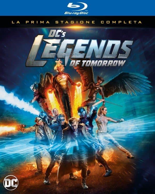 legends of tomorrow bd 2d
