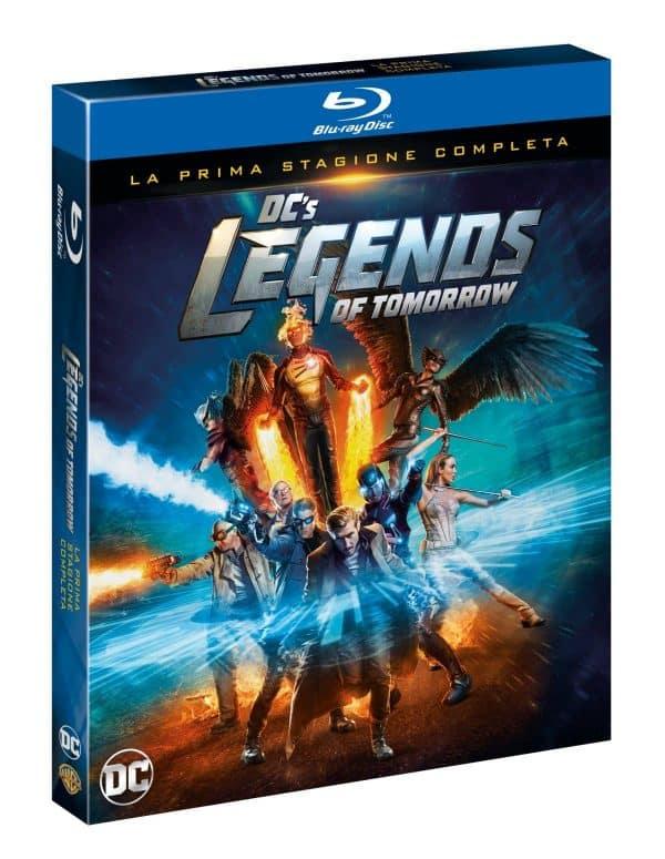 legends of tomorrow bd 3d