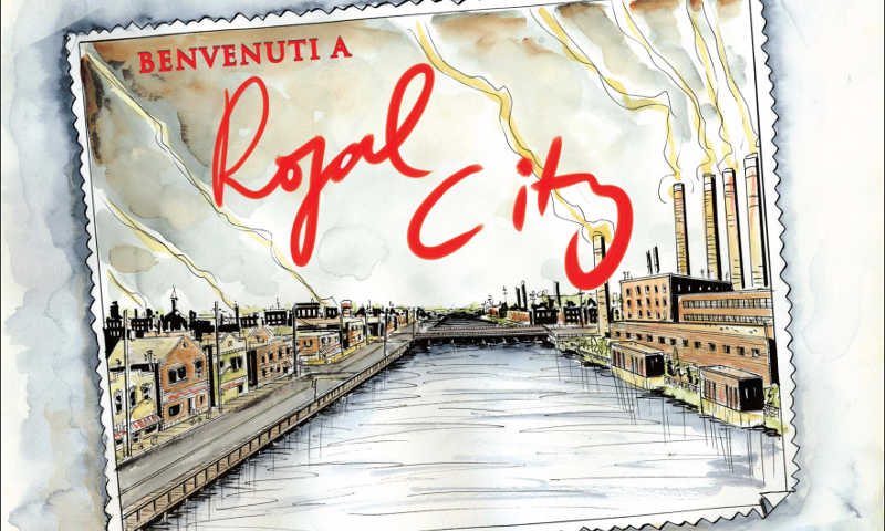 Jeff Lemire e i fantasmi del rimpianto in Royal City