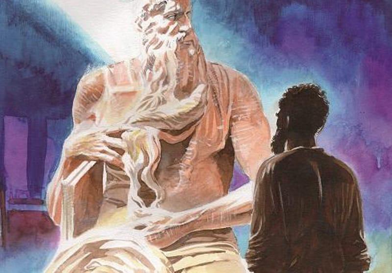 Round Robin editrice presenta: Michelangelo – La parete perfetta
