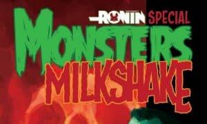 monster milkshake home