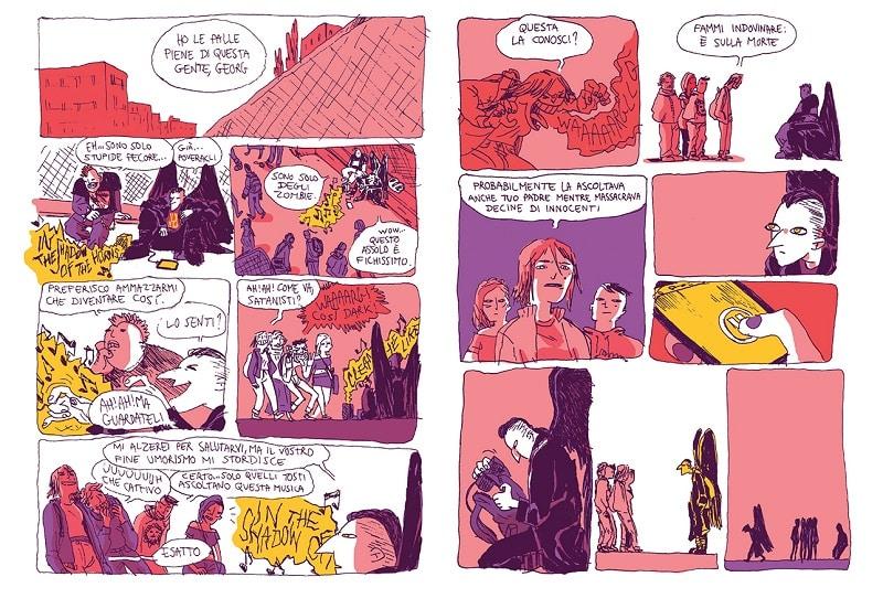 """""""TO BE"""", cinque racconti di supereroi adolescenti_Notizie"""
