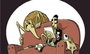 profezia dell'armadillo