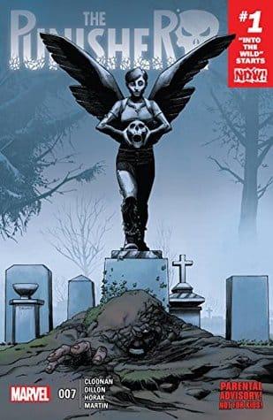 Daredevil #18: The Punisher #7 (Cloonan, Dillon, Horak)