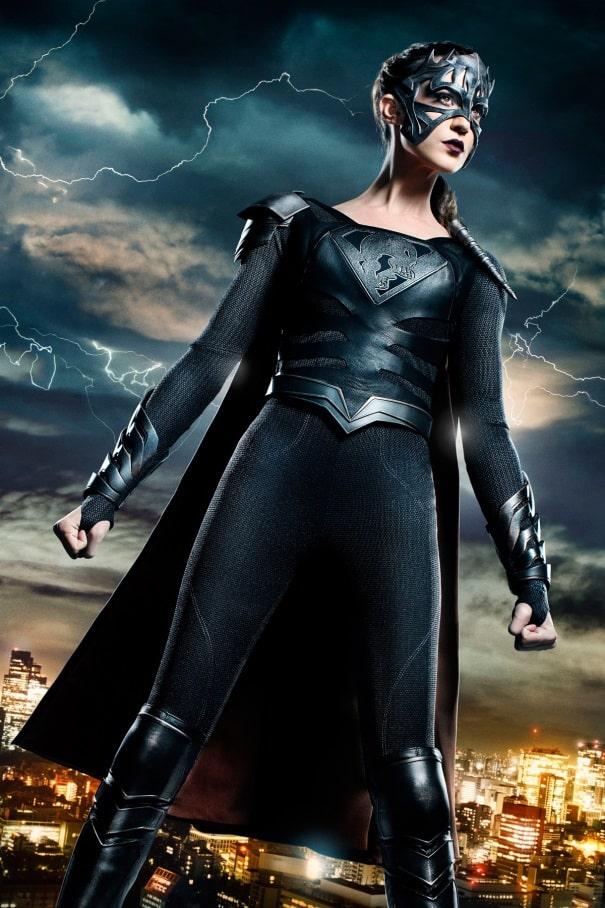 Supergirl: prima immagine ufficiale di Reign_Notizie