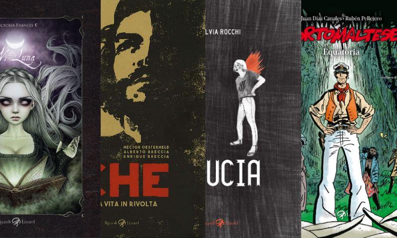 Gli autori Rizzoli Lizard a Lucca Comics & Games 2017