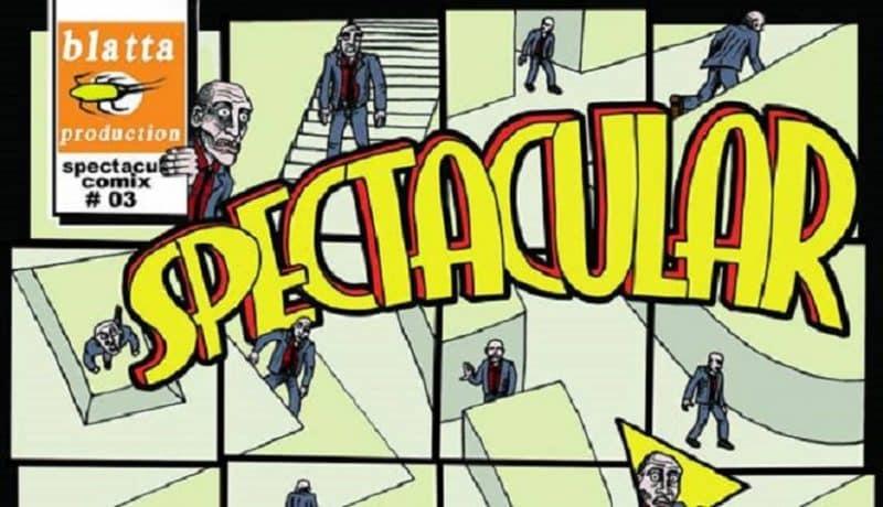 Spectacular Comics, fumetti come performance artistiche