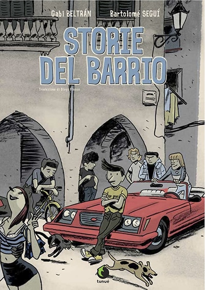 Intervista a Bartolomé Seguì: le sue immagini dal barrio
