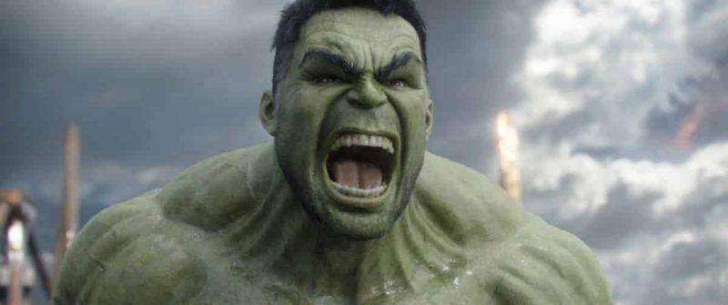 Thor: Ragnarok – Mark Ruffalo posta accidentalmente una porzione del film