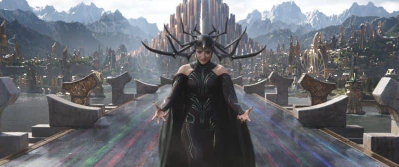 Thor: Ragnarok – Cate Blanchett è la dea Hela (featurette e clip dal film)
