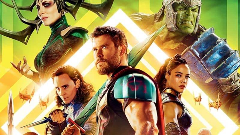 Thor: Ragnarok – I Revengers (featurette)