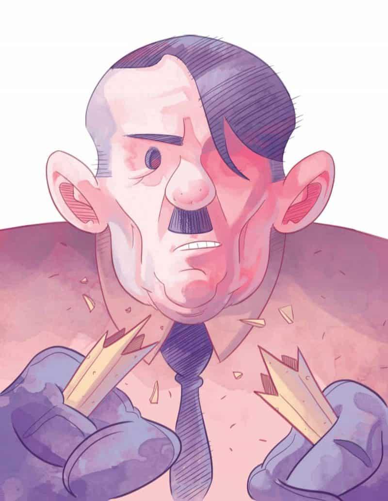 Shockdom pubblica Il Piccolo Führer di Antonucci e Fabbri