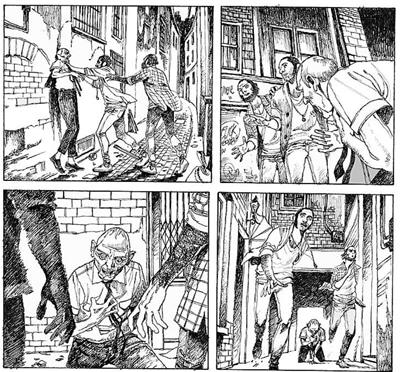 Dylan Dog Special #31: l'importanza di chiamarsi Xabaras