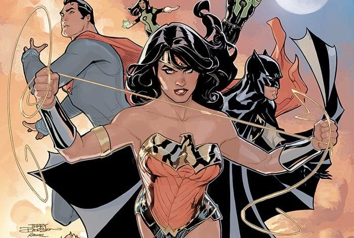 Justice League Day Special (Darwyn Cooke)